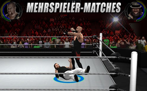 WWE 2K Screenshot