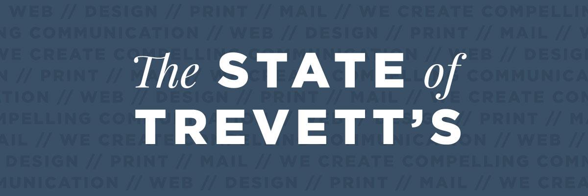 Trevett's: Web  Design  Print  Mail