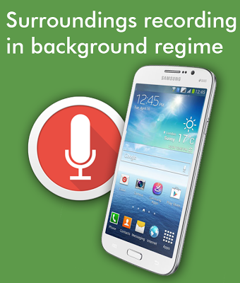 Remote Stealth Recorder - screenshot