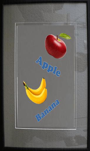 Fruit Words Zone