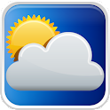 Live weather of the week icon