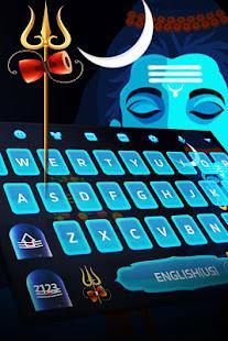 Lord Shiva Keyboard - náhled