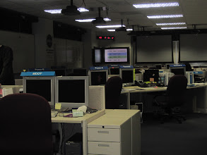 Photo: MER Mission Control