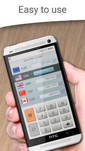 Currency Converter Plus Free - náhled