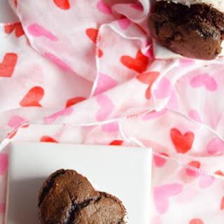 Dark Chocolate Raspberry Whoopie Pies