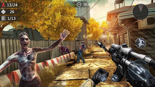 Zombie Encounter: Real Survival Shooter 3D- FPS 2