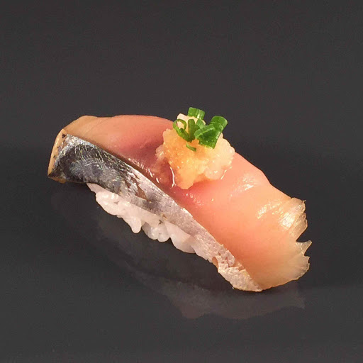 Marinated Mackerel Nigiri
