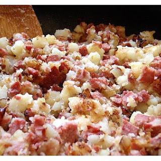 Corn Beef Hash