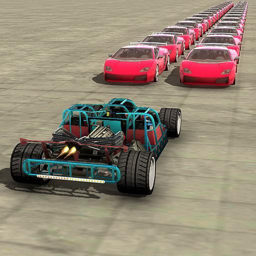 Ramp Car Stunts Simulator
