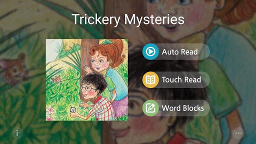 Mystery Readers 10 -Redeem 4CV