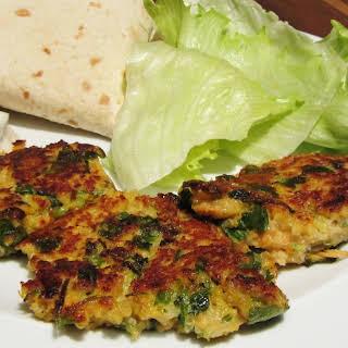Vegetarian Quinoa Patties.