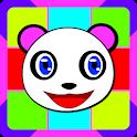 Panda Puzzle Kids icon