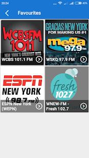 New York Radio USA - náhled