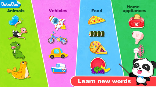 Baby Pandau2019s First Words screenshots 5