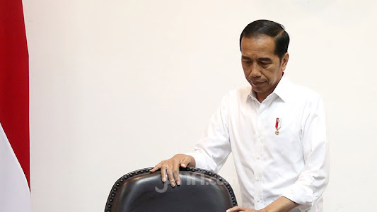 Konon Moeldoko Ditegur Jokowi Setelah Muncul Isu Kudeta Demokrat - Nasional JPNN.com