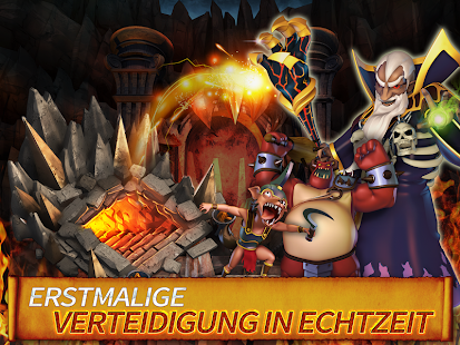Hero Sky: Epische Gildenkriege Screenshot