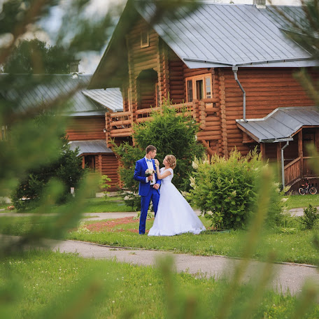 Wedding photographer Olga Matveeva-Vasyanina (Lelikk). Photo of 19.08.2016