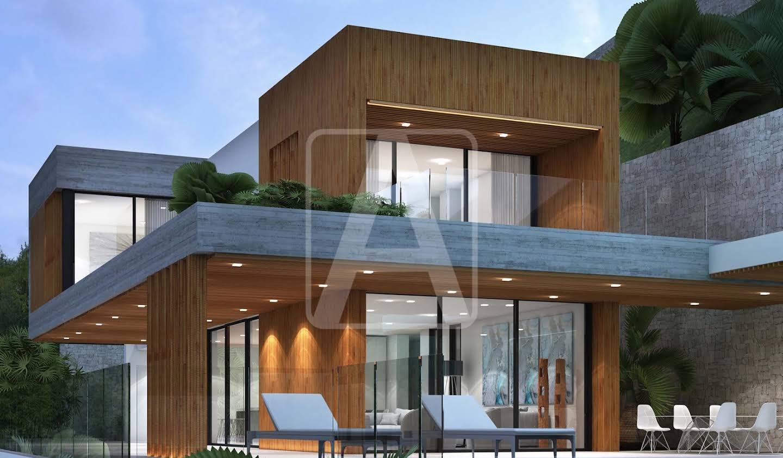Chalet avec terrasse Benissa
