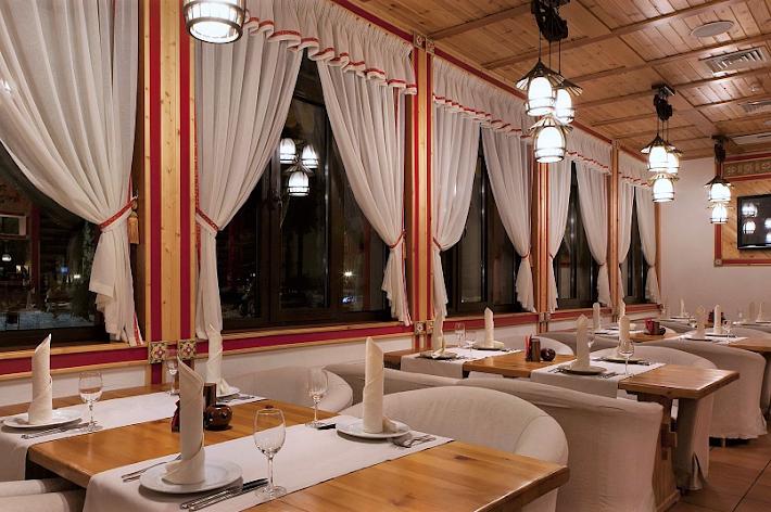 Фото №2 зала Ресторан «Клюква»