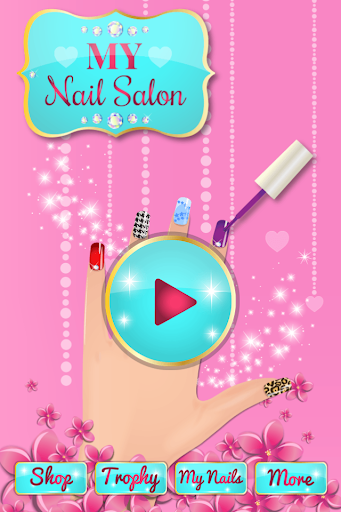 Nail Salon Makeover