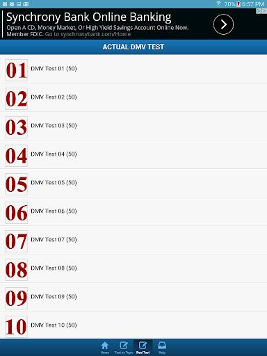 Illinois Driving Test  screenshots 10