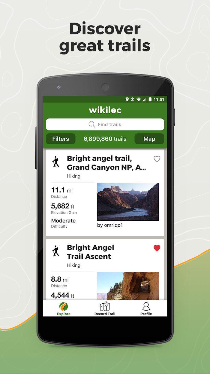 Wikiloc Outdoor Navigation GPS v2019 For Android APK