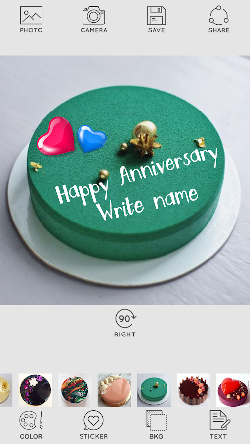 Write Name On cake Birthday Android Apps on Google Play