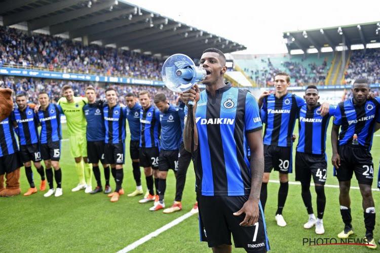 """Wesley is terug, transferhuiswerk van Club Brugge is af: """"Nu hebben we meer tijd om de puzzelstukjes in elkaar te leggen"""""""