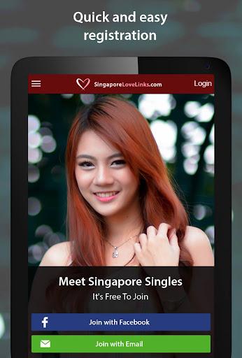 SingaporeLoveLinks - Singapore Dating App 3.1.5.2411 screenshots 5