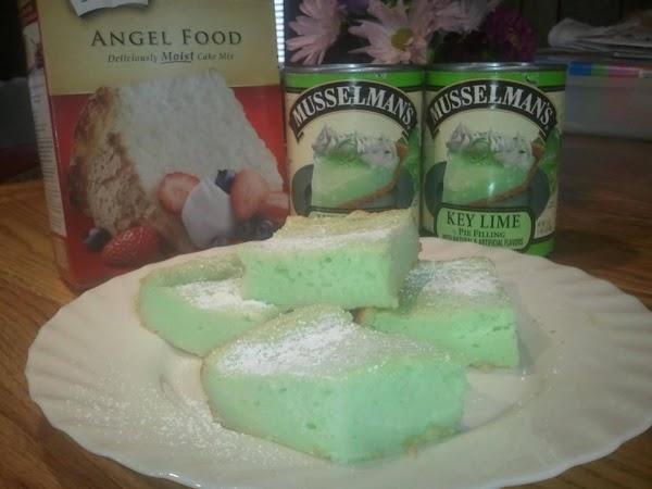 Key Lime Or Lemon Pie Bars Recipe