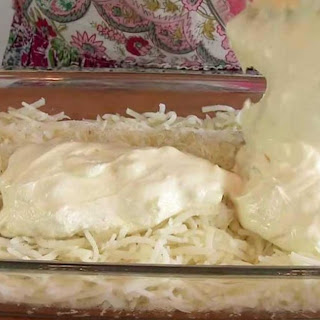How To Make A Delciious Hash Brown Casserole (video)