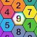 Merge 9! Hexa Puzzle icon