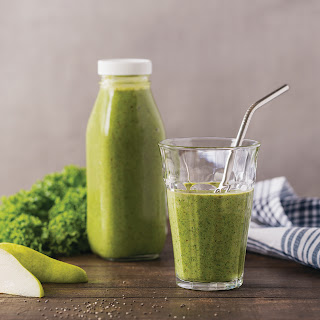 Power Green Smoothie.