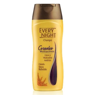 champu every night cabello seco rebelde 200ml