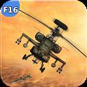 Gunship Heli Air Battle 3D icon
