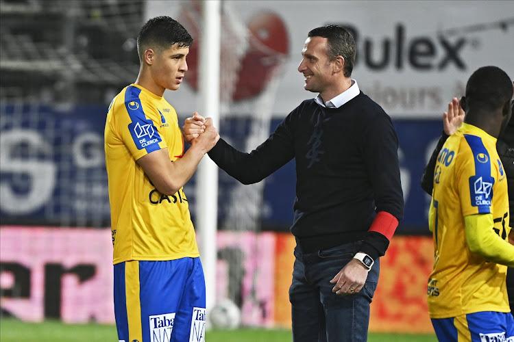 """Pas d'euphorie à Waasland-Beveren: """"Le match le plus important, c'est Mouscron"""""""