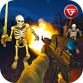 Zombie Dead Target Apocalypse: FPS Trigger Game