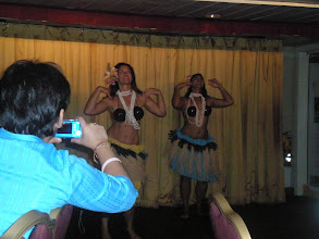 Photo: more hula dancing