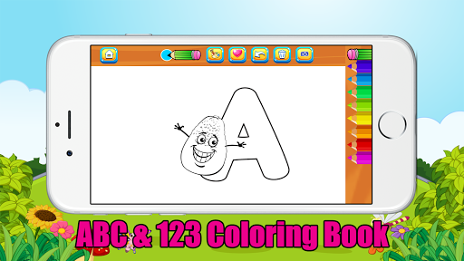 ABC 123 Kids Game - Vocab Phonics Tracing Spelling 1.0.0 screenshots 5