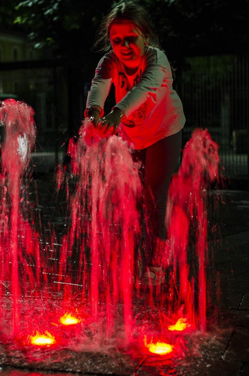 Luci d'acqua di Simo Foto