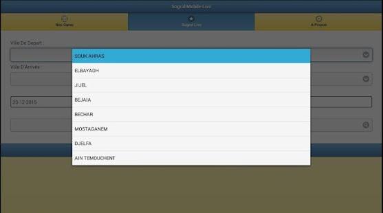 SOGRAL LIVE screenshot