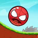 Angry Ball Adventure - Friends Rescue icon