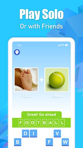 Word Sweep: Fun Word Game. android2mod screenshots 2