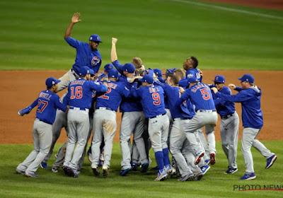 MLB: Les Cubs l'emportent au bout d'une finale d'anthologie