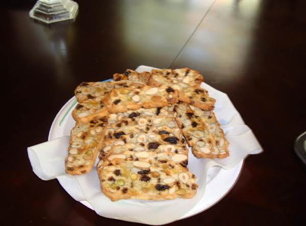 Fruit And Nut Biscotti Recipe