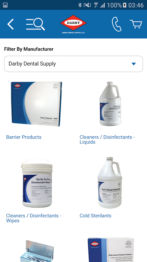 Darby Dental- screenshot