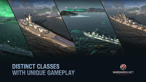World of Warships Blitz: Gunship Action War Game - screenshot