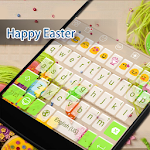 Happy Easter Eva Keyboard -Gif