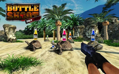 Impossible Bottle Shoot Gun 3D : Expert Mission- screenshot thumbnail