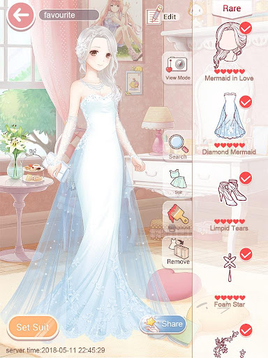 Love Nikki-Dress UP Queen  gameplay | by HackJr.Pw 18